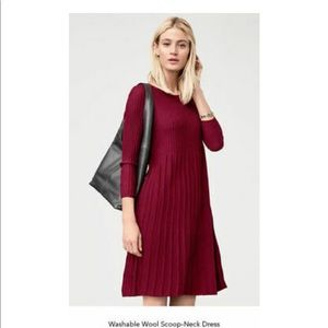 Eileen Fisher Scoop Neck Dress